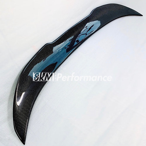 Carbon Fiber Rear Trunk Spoiler for BMW 5 Series & M5 F10 (PMS Style)