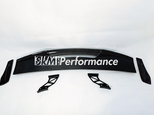 High performance parts Universal Racing Rear Spoiler V Style