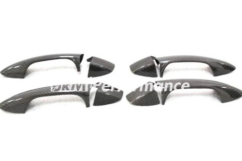 Mercedes W204 W212 W218 W207 Carbon Door Handle Cover