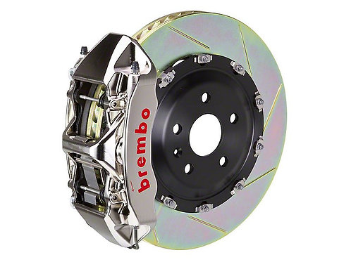 Brembo GT-R Series 6-Piston Front Big Brake Kit with 15-Inch Type 1 Slotted Roto
