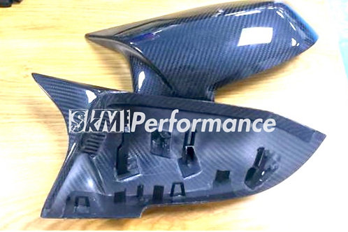 BMW F2x F3x M Style // AN Version Mirror Replacement Carbon Fiber