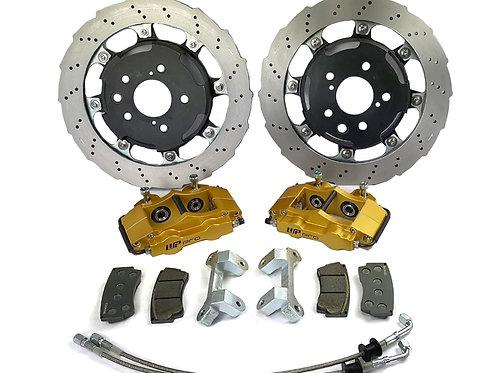 WP Pro Rear Big Brake Kit 4 Piston S4 Mini Cooper S   JCW F56