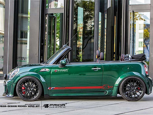 Prior Design PD300 Side Skirts Mini Cooper S R56 07-13