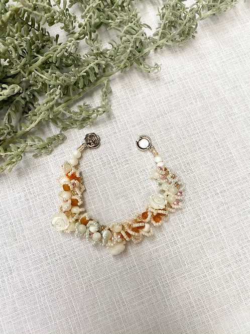 珠寶飾品鉤針・基礎