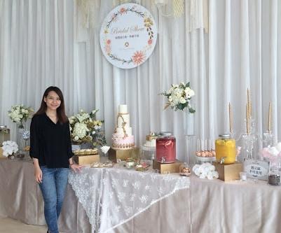 木蕾絲甜點工作坊創辦人 Corine