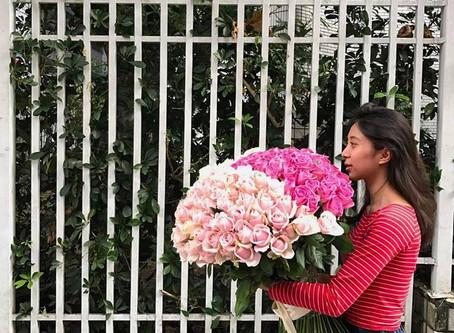 美式花藝師 Alexia
