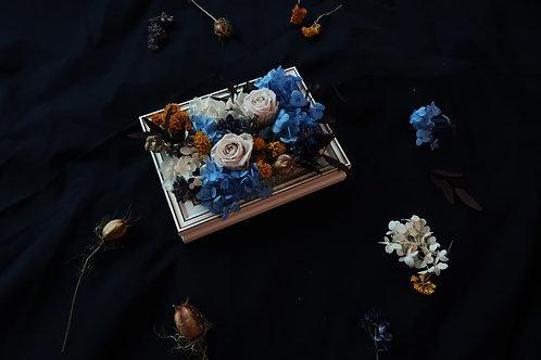 The Starry Night 永生乾燥花相框