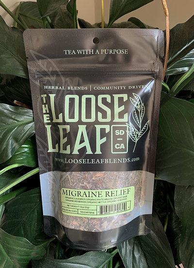 Migraine Relief Herbal Tea