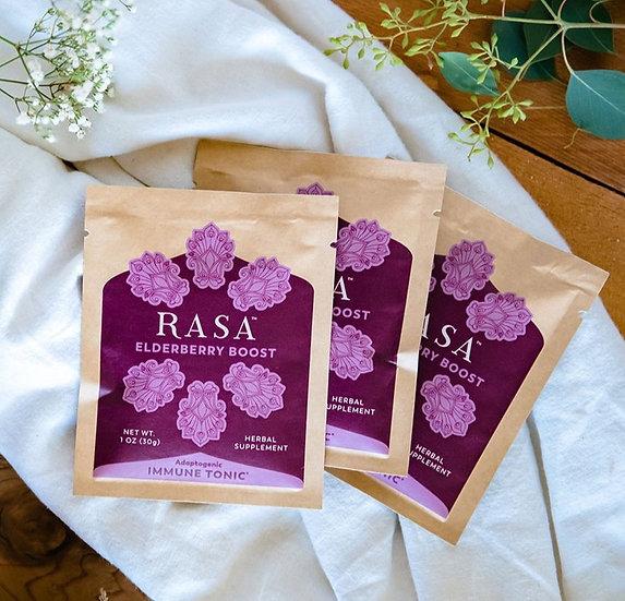 Rasa Elderberry Boost Immune Tonic 1 oz