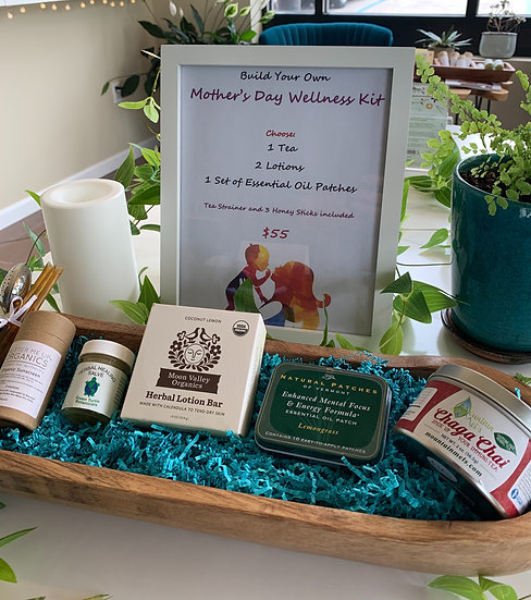 Mother's Day Wellness Gift Set