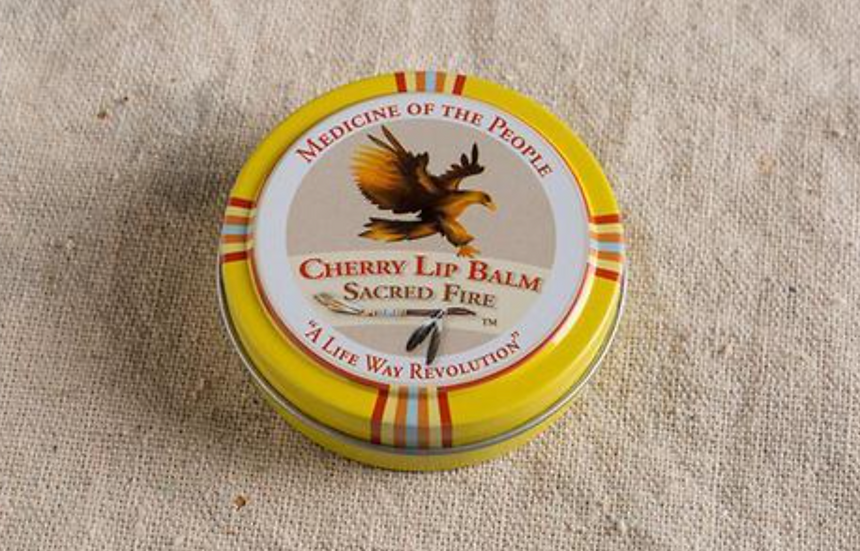 Sacred Fire Lip Balm (Cherry)