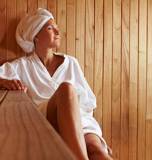Package of 5 Infrared Sauna Sessions