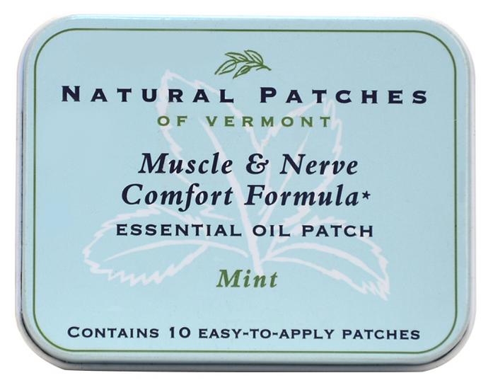 """Mint"" Muscle & Nerve Comfort Formula"