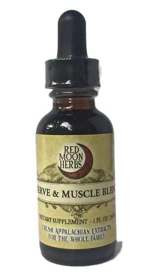 Nerve and Muscle Blend