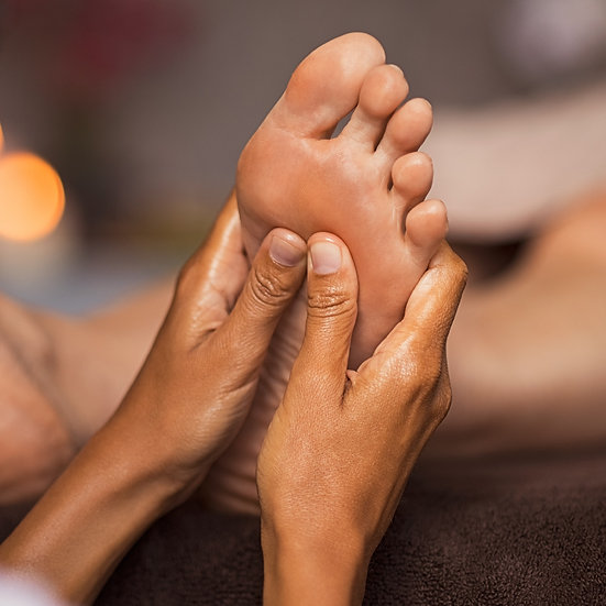Gift Certificate: Reflexology Treatment