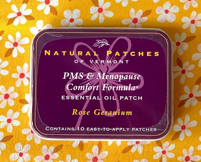 Rose Geranium PMS & Menopause Comfort Formula