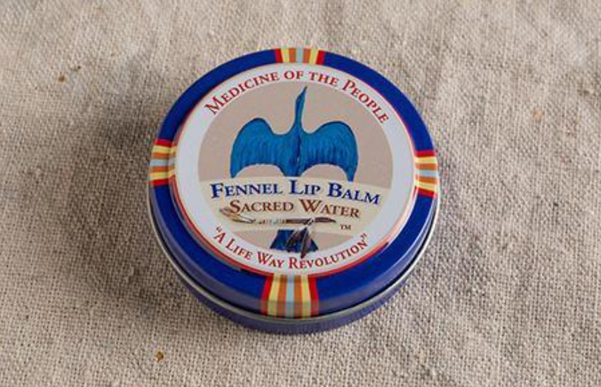 "Sacred Water Lip Balm ""Fennel"""