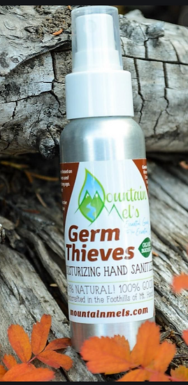 Germ Thieves Hand Sanitizer