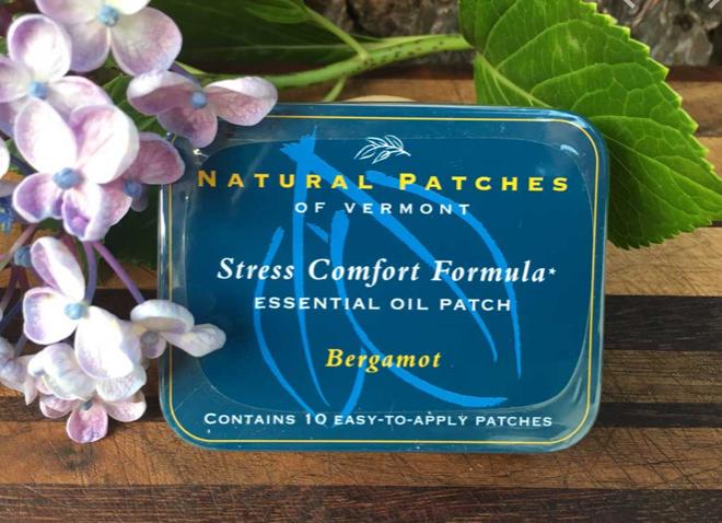 """Bergamot"" Stress Comfort Formula"