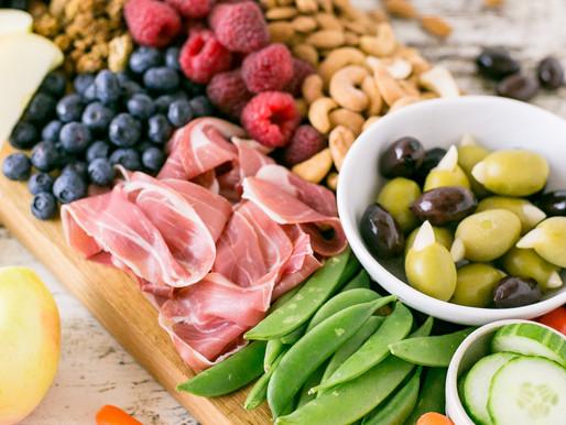 Simple, On-The-Go, Healthy Snack Ideas