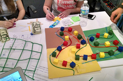Summer Course Nyu Co Designing Game Based Learning Experiences Through Teacher Designer Partnerships