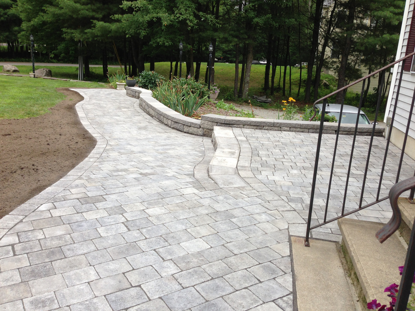 1 Total Grounds Landscaping Hooksett Wal