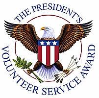 President's Volunteer Service Award Page Link