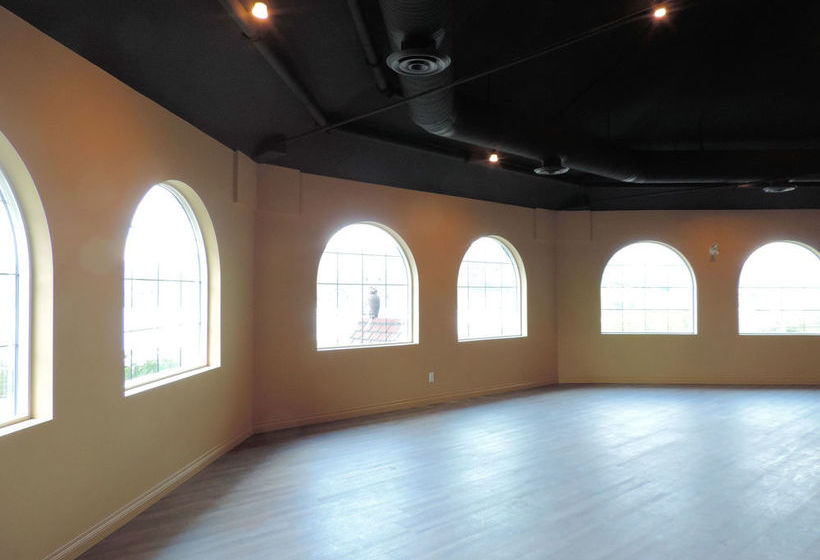 The Banquet Room in the Tower