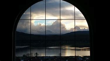 View Of Swan Lake
