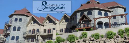 The Castle at Swan Lake