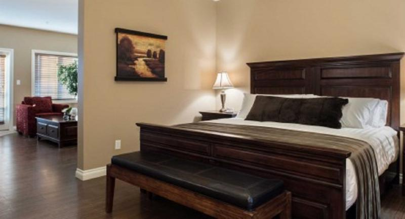 King Executive Suite King Bed