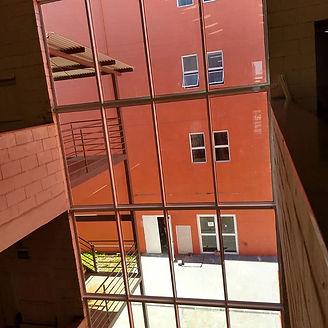 Esquadrias de Alumínio na Faculdade Anhanguera em Rio Grande