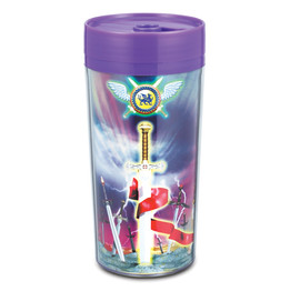 594E 雙層杯 (劍) DOUBLE WALL TUMBLER (SWORD)