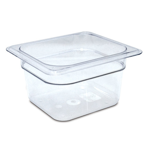 288/4 FOOD PAN (1/6, 4 inch Height)食物盆 (1/6, 4寸高)