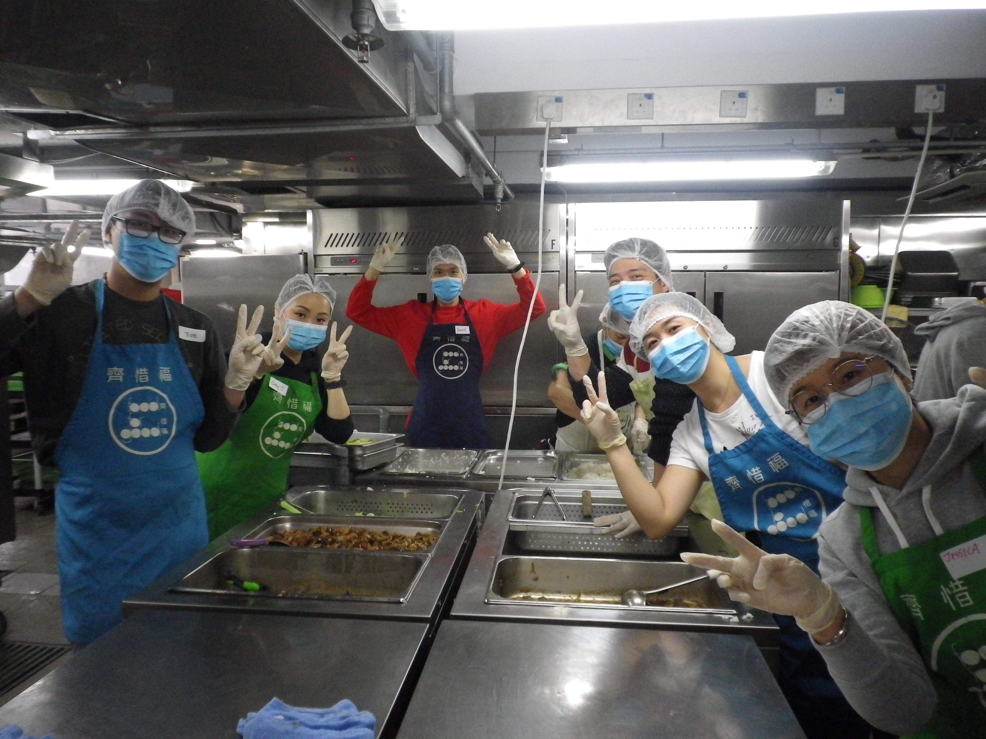 2018-12-09 - Rice Volunteer Group