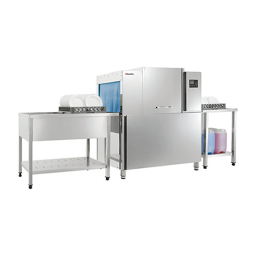 SPJ-2001 運輸帶式洗碗碟機  Rank Conveyor-Type Dishwasher