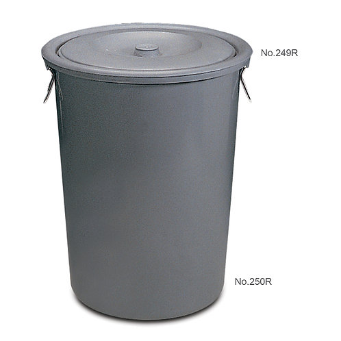 250R 不助燃雙鐵耳水桶FIRE RETARDANT UTILITY CAN WITH IRON HANDLES ( 64 L 升)