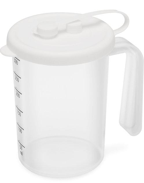 PP466 有耳水杯連蓋 Cup with Lid
