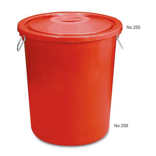 256 雙鐵耳水桶UTILITY CAN WITH IRON HANDLES (87 L 升)