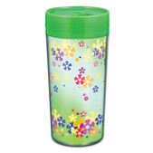 594D 雙層杯 (花) DOUBLE WALL TUMBLER (FRUIT)