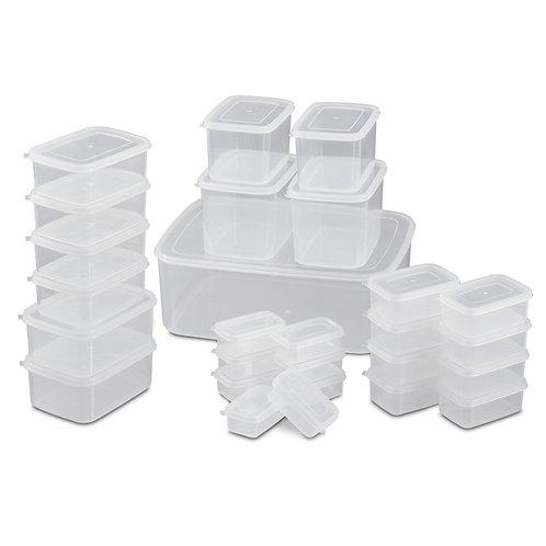 700C 軟膠長方形食物盒套裝AIR-SEALED FOOD CONTAINER SET