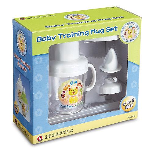391S 嬰兒杯套裝BABY TRAINING MUG SET