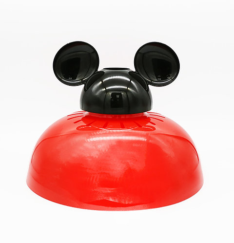 127/DISNEY	Red-A Mickey 90th Lamp Shade