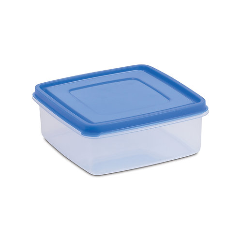 611 軟膠方形密封式食物盒AIR-SEALED FOOD CONTAINER