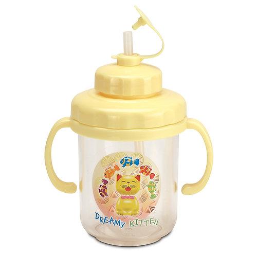 391C 嬰兒杯連飲管BABY TRAINING MUG (WITH STRAW)