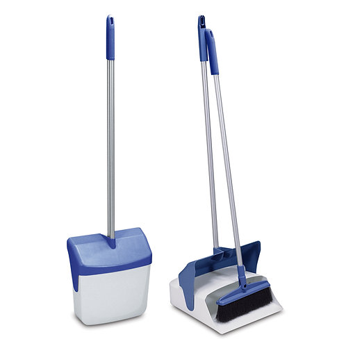 387 垃圾鏟連掃把DUST PAN WITH BROOM
