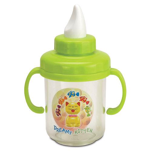 391B 嬰兒杯連奶咀BABY TRAINING MUG (WITH NIPPLE)