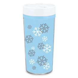 594F 雙層杯(雪花)  DOUBLE WALL TUMBLER (SWORD)