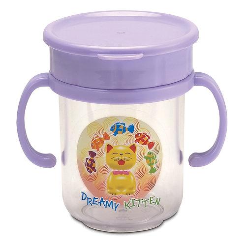391D 嬰兒杯連蓋BABY TRAINING MUG (WITH LID)