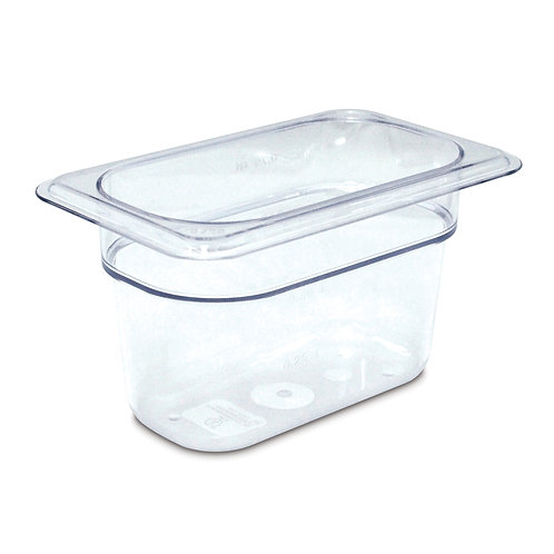 287/4 FOOD PAN (1/9, 4 inch Height)食物盆 (1/9, 4寸高)